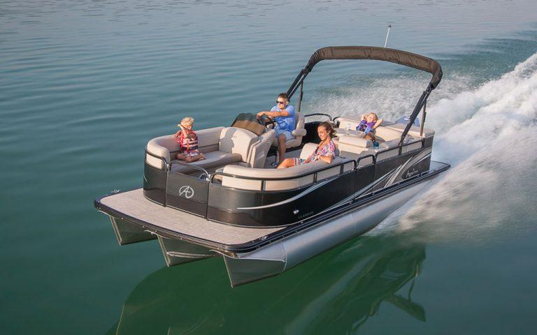 Tahoe Pontoon Boat