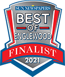 Best of Englewood Reader's Choice Award Finalist 2021
